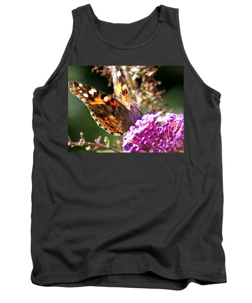 Tank Top featuring the photograph Feeding by Eunice Miller