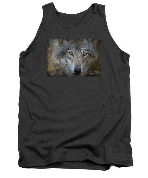 Fenris... Tank Top by Nina Stavlund