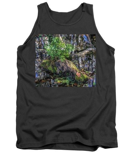 Fern In The Swamp Tank Top