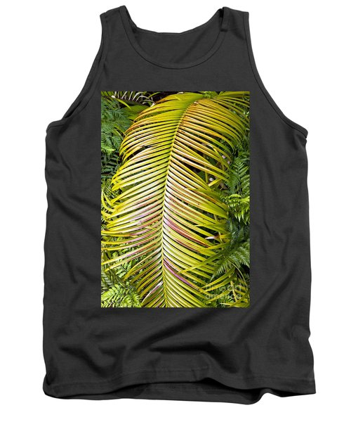 Tank Top featuring the photograph Ferns by Kate Brown