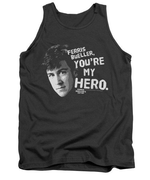 Ferris Bueller - My Hero Tank Top