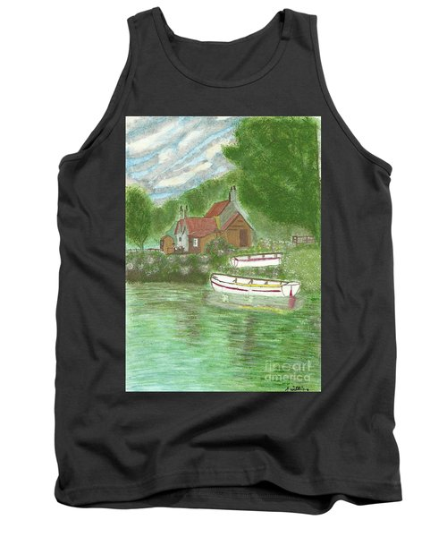 Ferryman's Cottage Tank Top