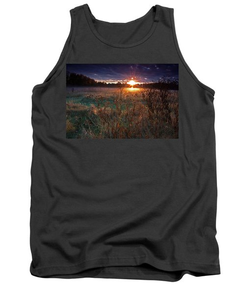 Field Of Dreams Tank Top by Suzanne Stout