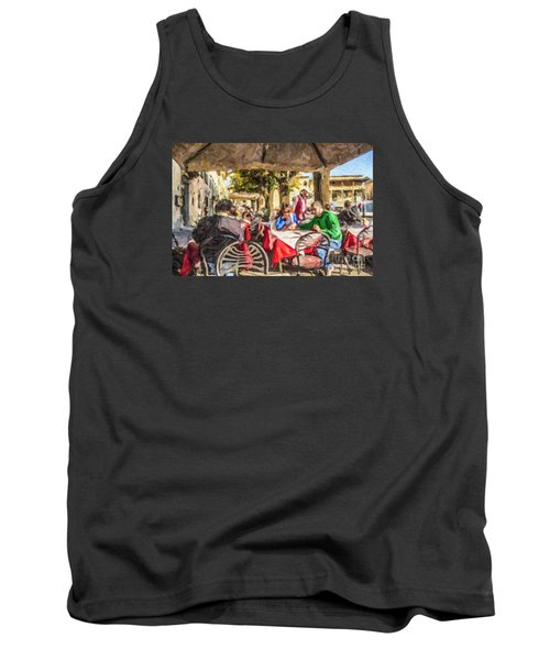 Fiesole Al Fresco Tank Top