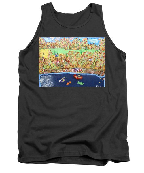 Summer Time Tank Top