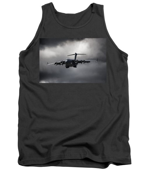 Final Approach Tank Top by Paul Job