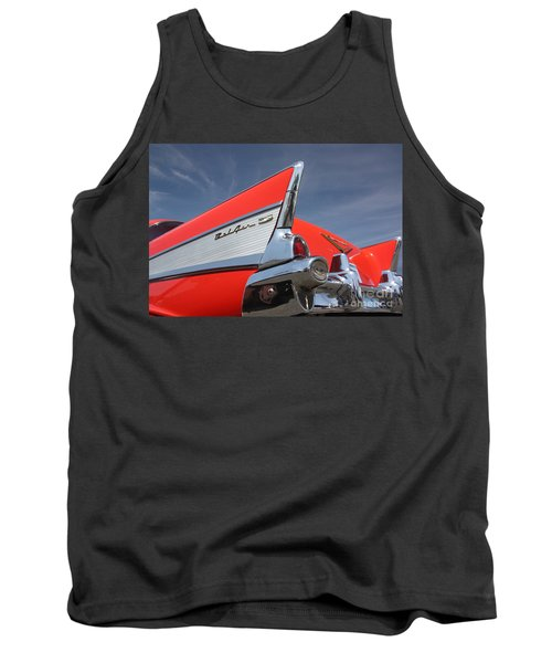 Fintastic '57 Chevy Tank Top