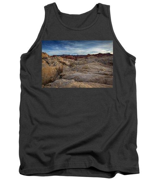 Fire Canyon II Tank Top