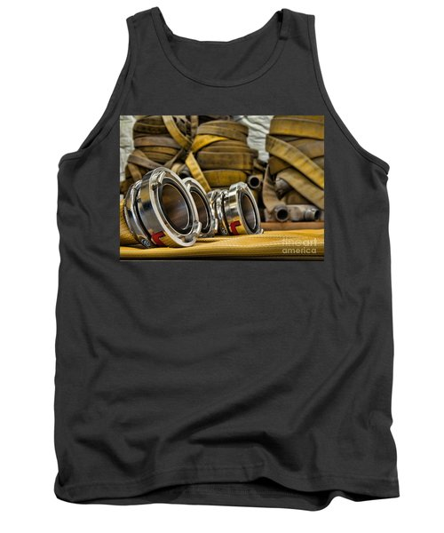 Fire Hoses Tank Top