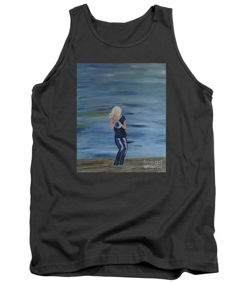 Firmly Grounded - Cindy Bradley Tank Top