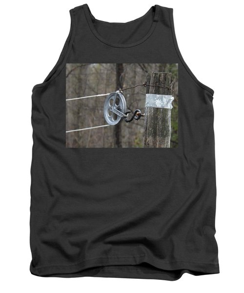 First Automatic Dryer Tank Top by Brenda Brown