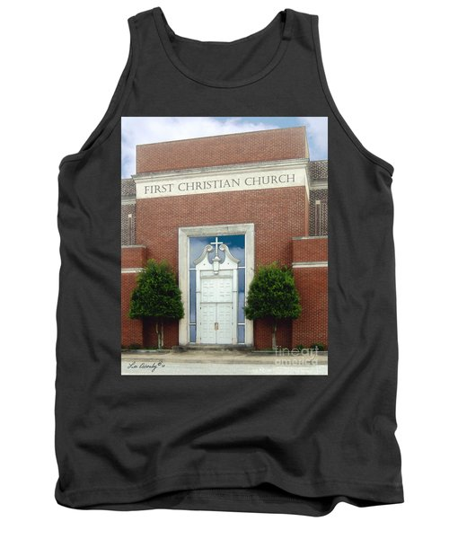 First Christian Church Tank Top