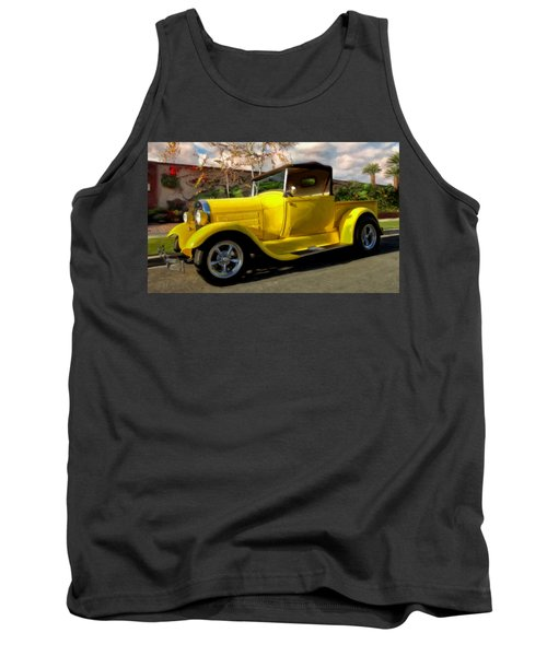 Tank Top featuring the painting First Love by Michael Pickett