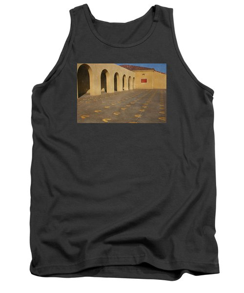 First Steps Tank Top by Susan  McMenamin