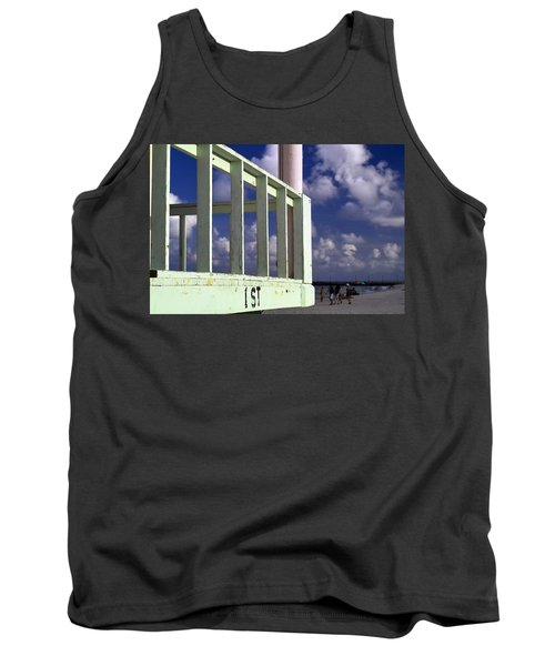 First Street Porch Tank Top