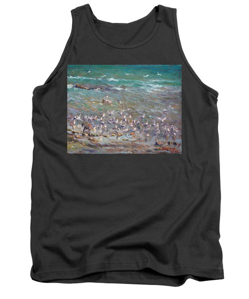 Fishing Time Tank Top
