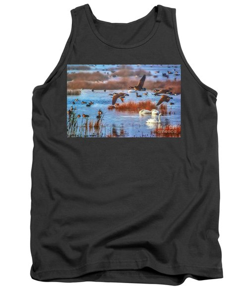 Five Canadians Tank Top
