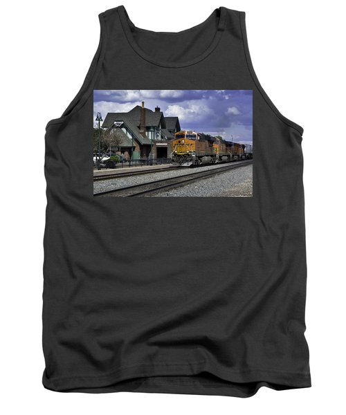 Flagstaff Station Tank Top