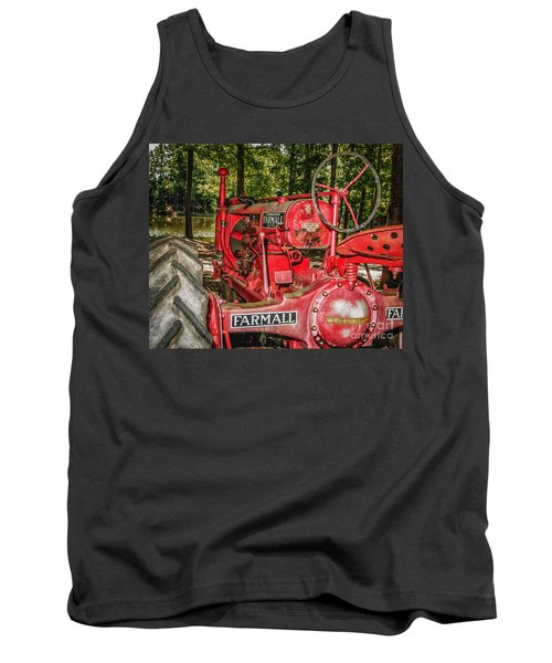 Flash On Farmall Tank Top