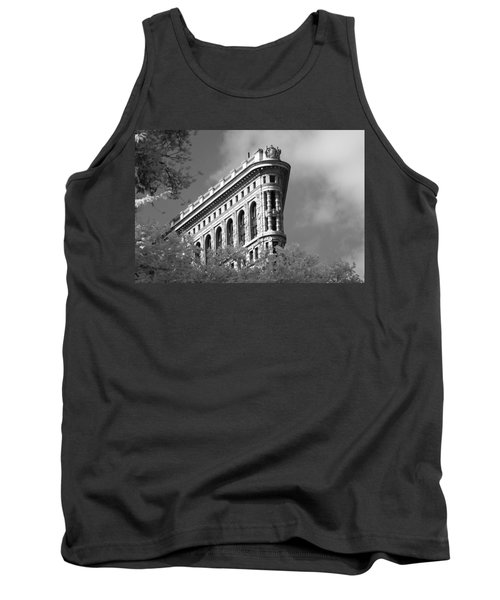 New York City - Flat Iron Prow Tank Top