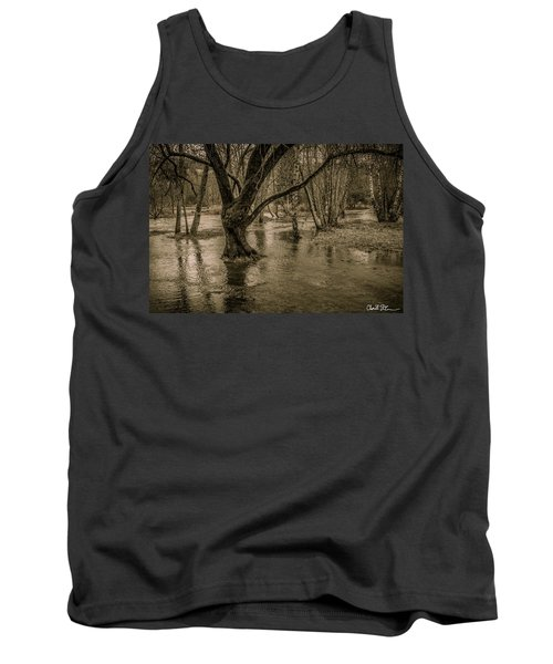 Flooded Tree Tank Top