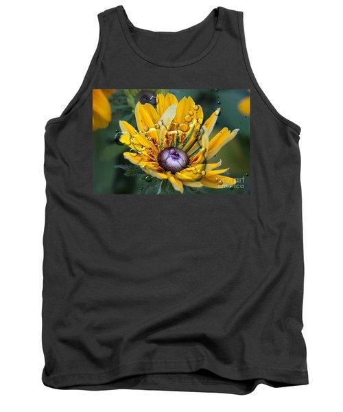 Floral 3 Tank Top