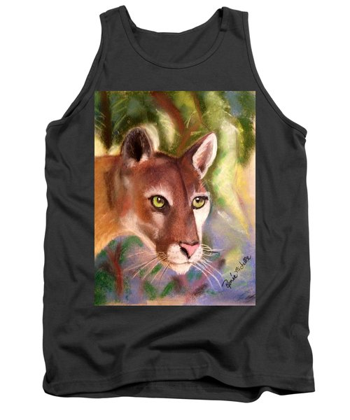 Florida Panther Tank Top