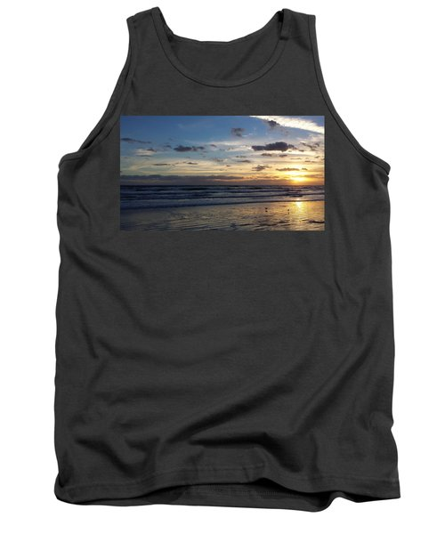 Tank Top featuring the photograph Florida Sunrise by Ally  White