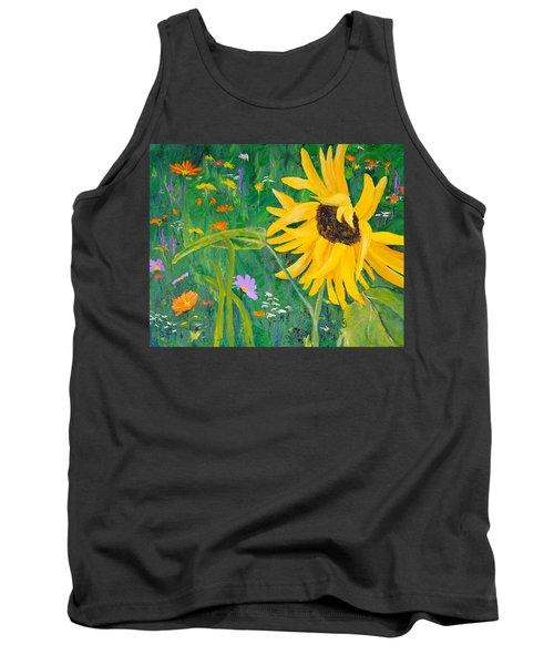 Flower Fun Tank Top