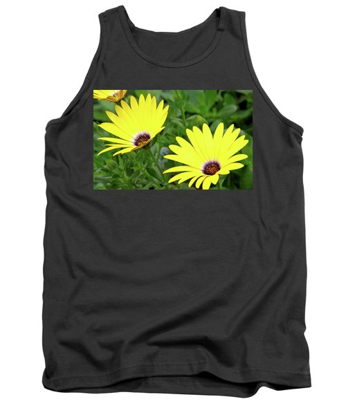 Flower Power Tank Top by Ed  Riche