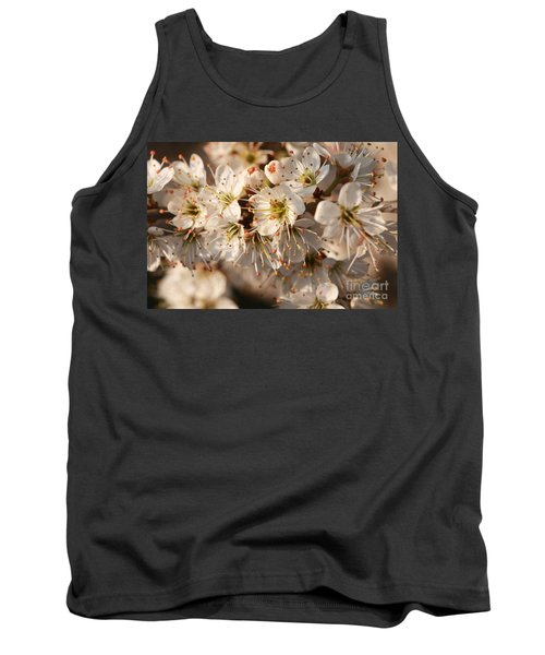 Flowers In The Sunset Tank Top