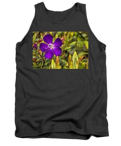 Flowers Love Water Tank Top