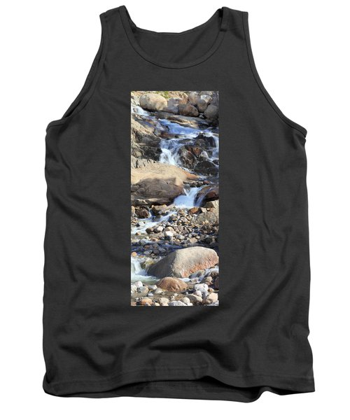Flowing Downstream Tank Top