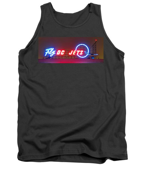 Fly Dc Jets Tank Top
