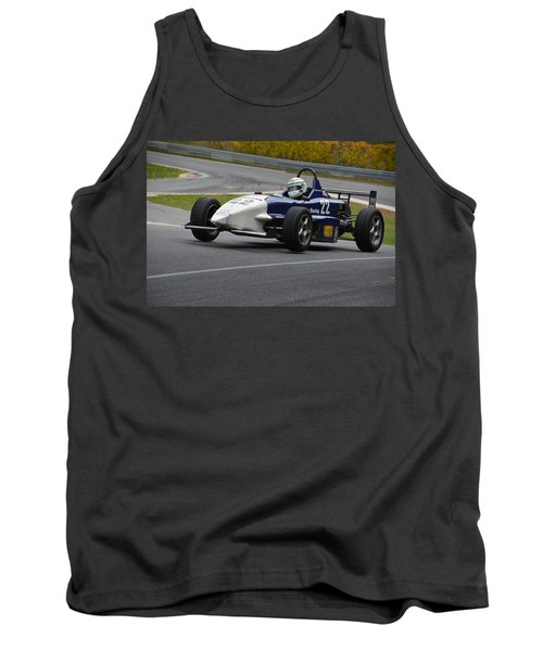Flying Formula Tank Top by Mike Martin