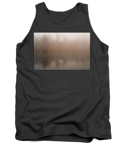 Foggy Reflection Tank Top