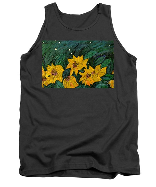 For Vincent By Jrr Tank Top by First Star Art