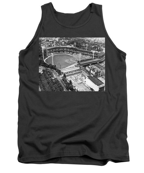 Forbes Field In Pittsburgh Tank Top