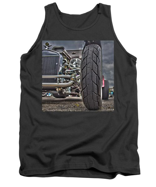Ford In Hdr Tank Top