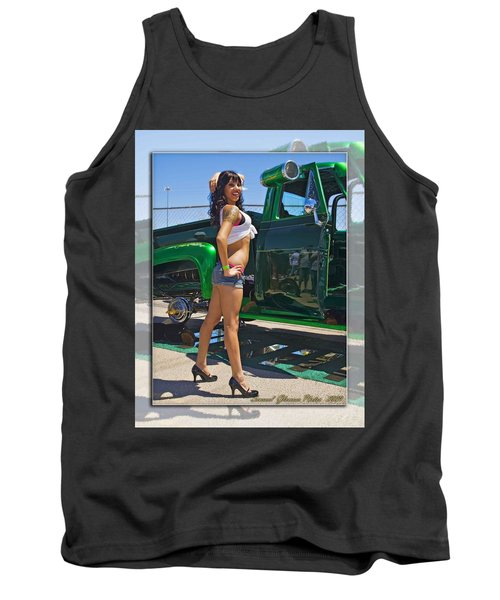 Ford Pick Up_a Tank Top