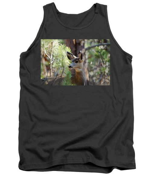 Forest Doe Tank Top