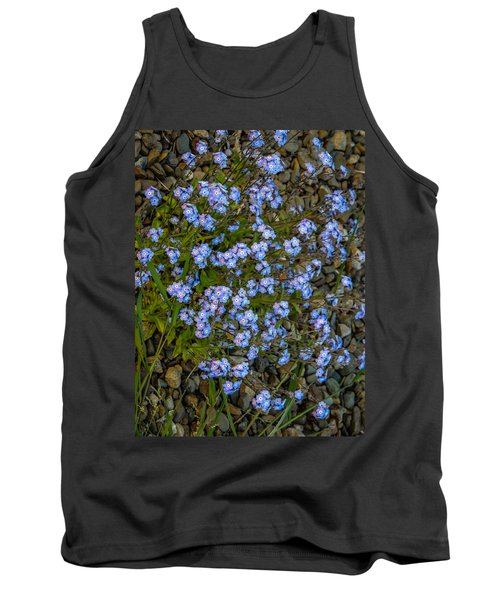 Forget-me-nots Tank Top