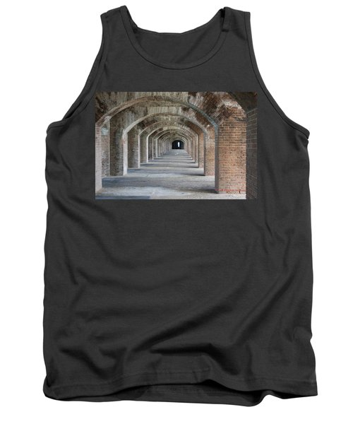 Fort Jefferson Arches Tank Top