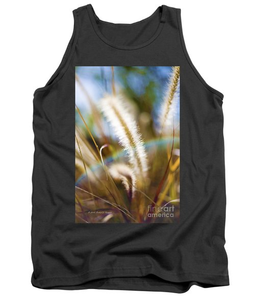 Fountain Grass Tank Top