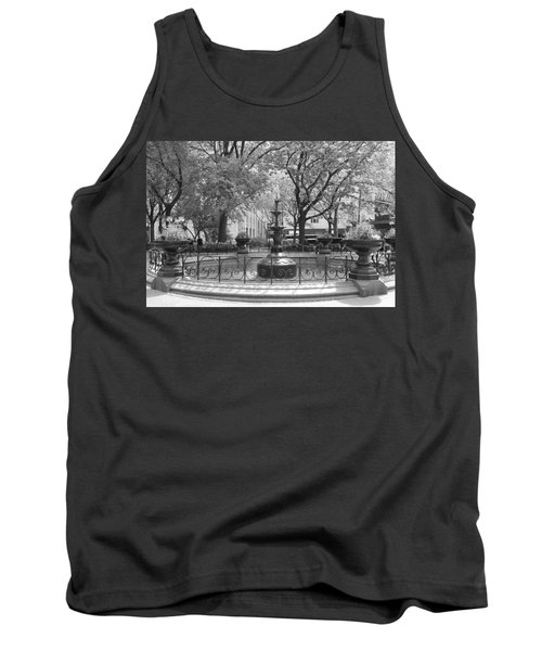 Fountain Time Tank Top