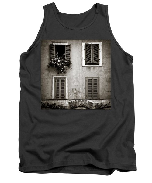 Four Windows Tank Top