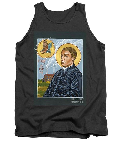Fr. Gerard Manley Hopkins The Poet's Poet 144 Tank Top