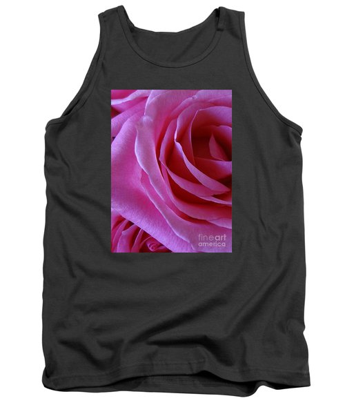 Face Of Roses 2 Tank Top