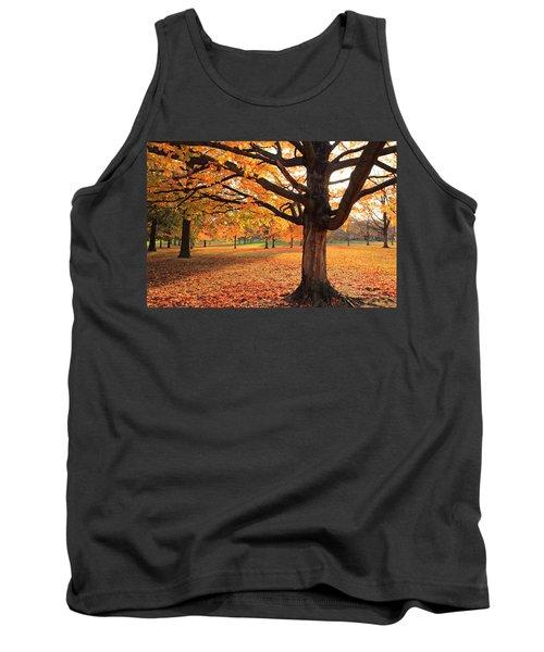 Francis Park Autumn Maple Tank Top