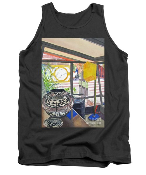 Frank Lloyd Wright Taliesin West Tank Top